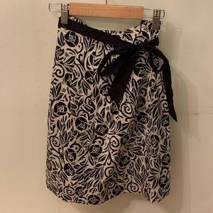 BCBG Maxazria Floral Skirt